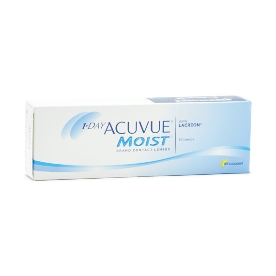 1-Day Acuvue Moist 30/laatikko