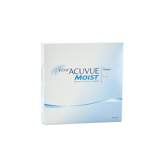 1-Day Acuvue Moist 90 stk/pakke