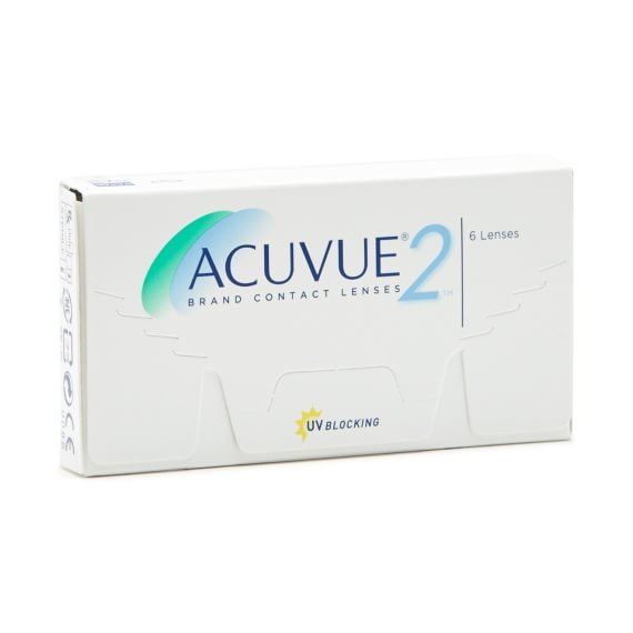 Acuvue 2 6 linser