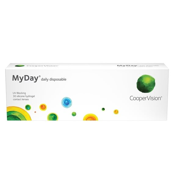 MyDay Daily Disposable 30 linser