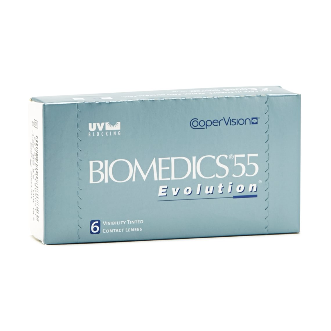 Biomedics 55 Evolution 6 stk/pk