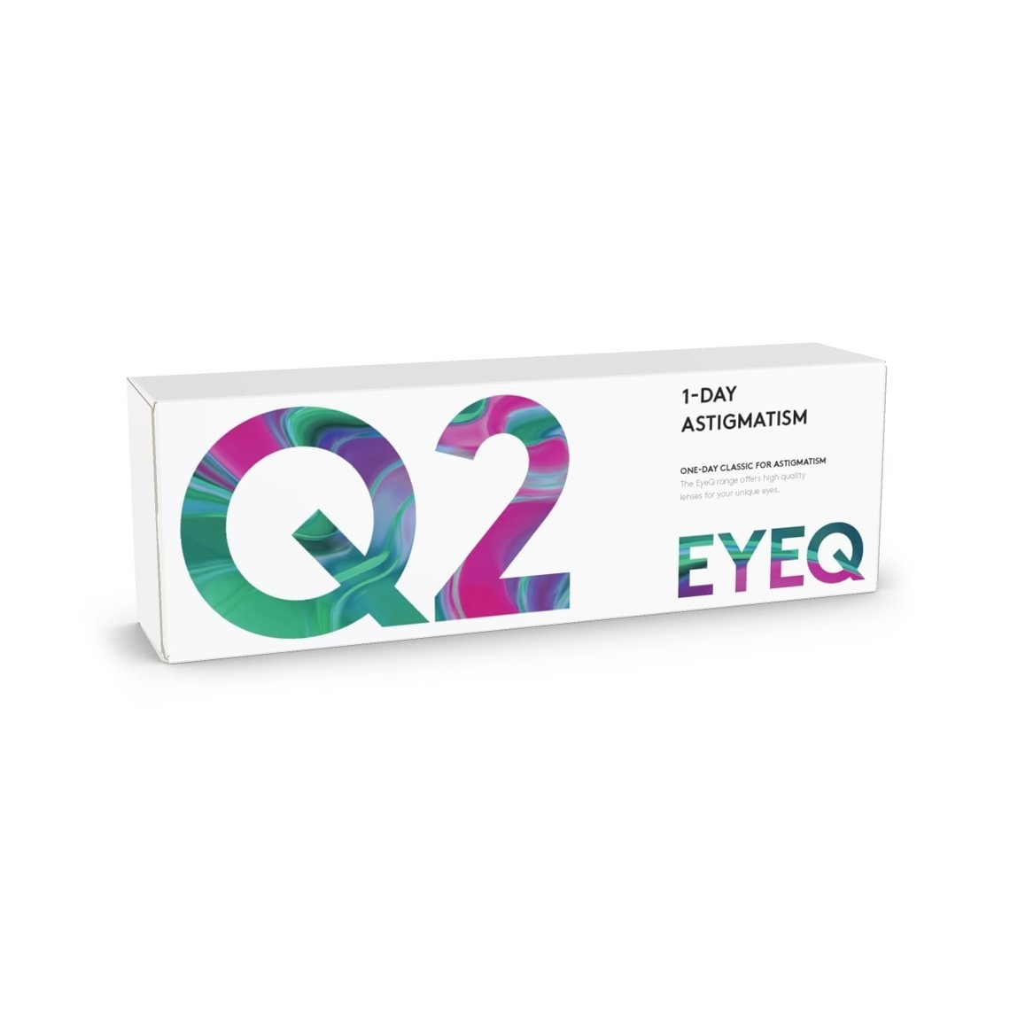 EyeQ One-Day Classic For Astigmatism Q2 30 st/box