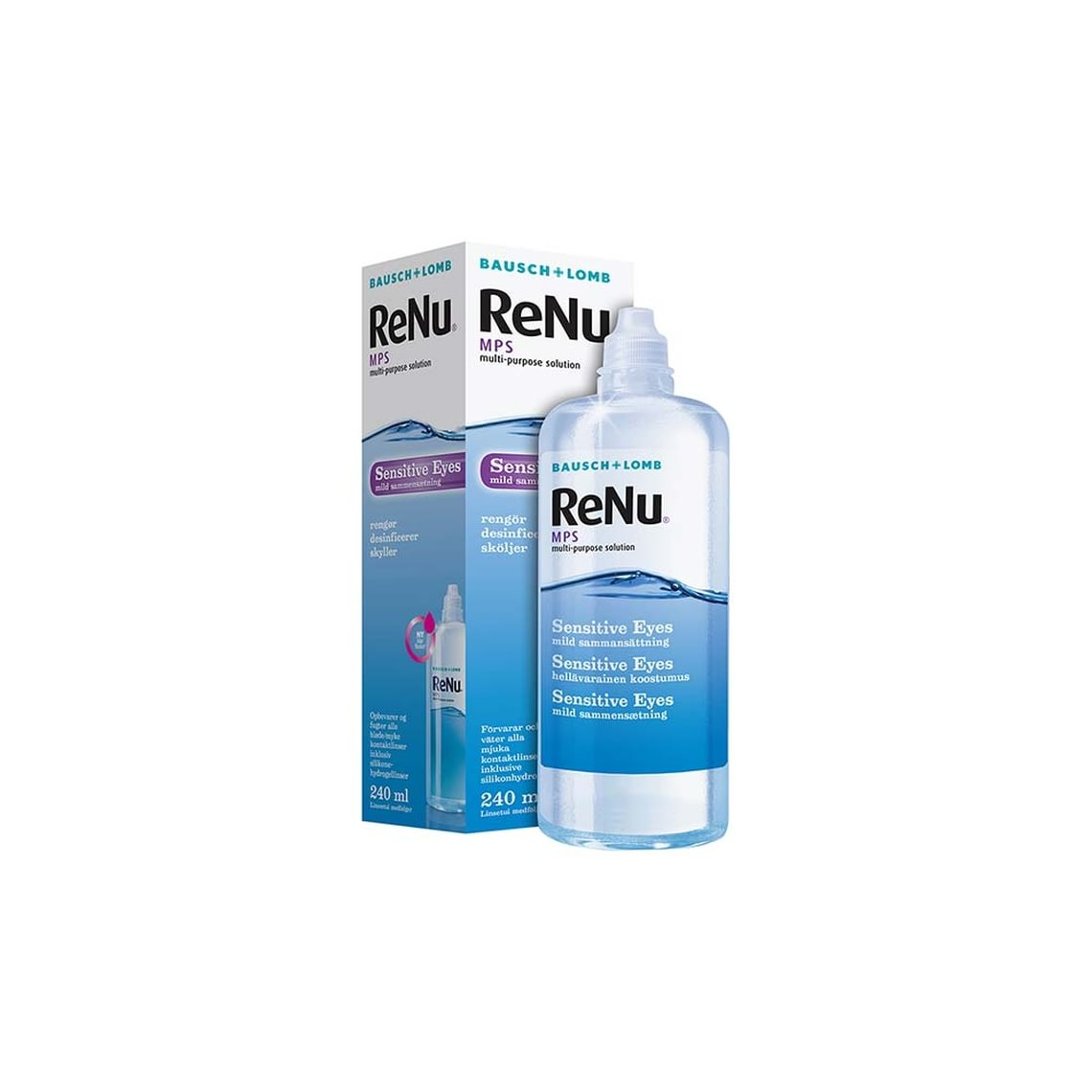 ReNu multi-purpose solution 240 ml
