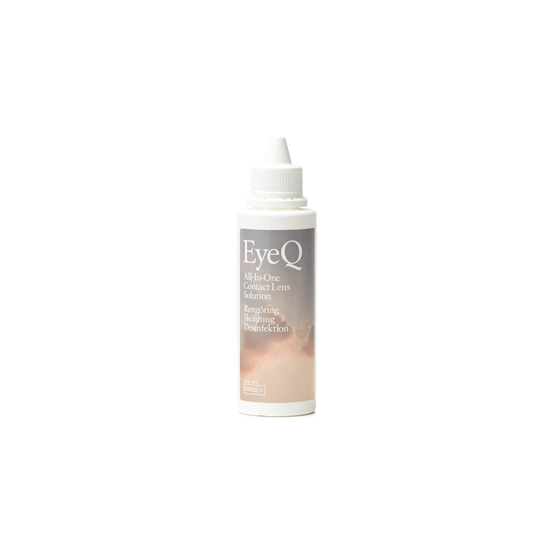 EyeQ All-In-One Solution inkl. etui 100 ml