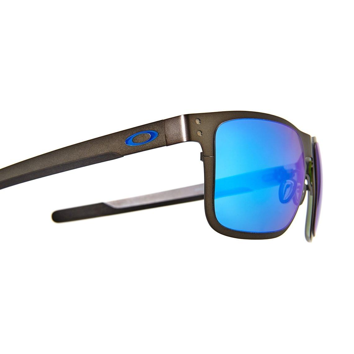 8ecf4ad8bb Oakley Holbrook Metal Prizm Sapphire Polarized OO4123-0755 - Profil ...