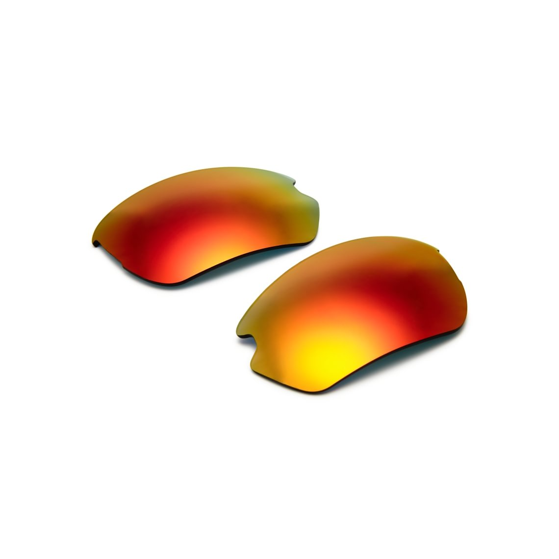 RIGEL Champ Spare Lenses Red Orange Mirror