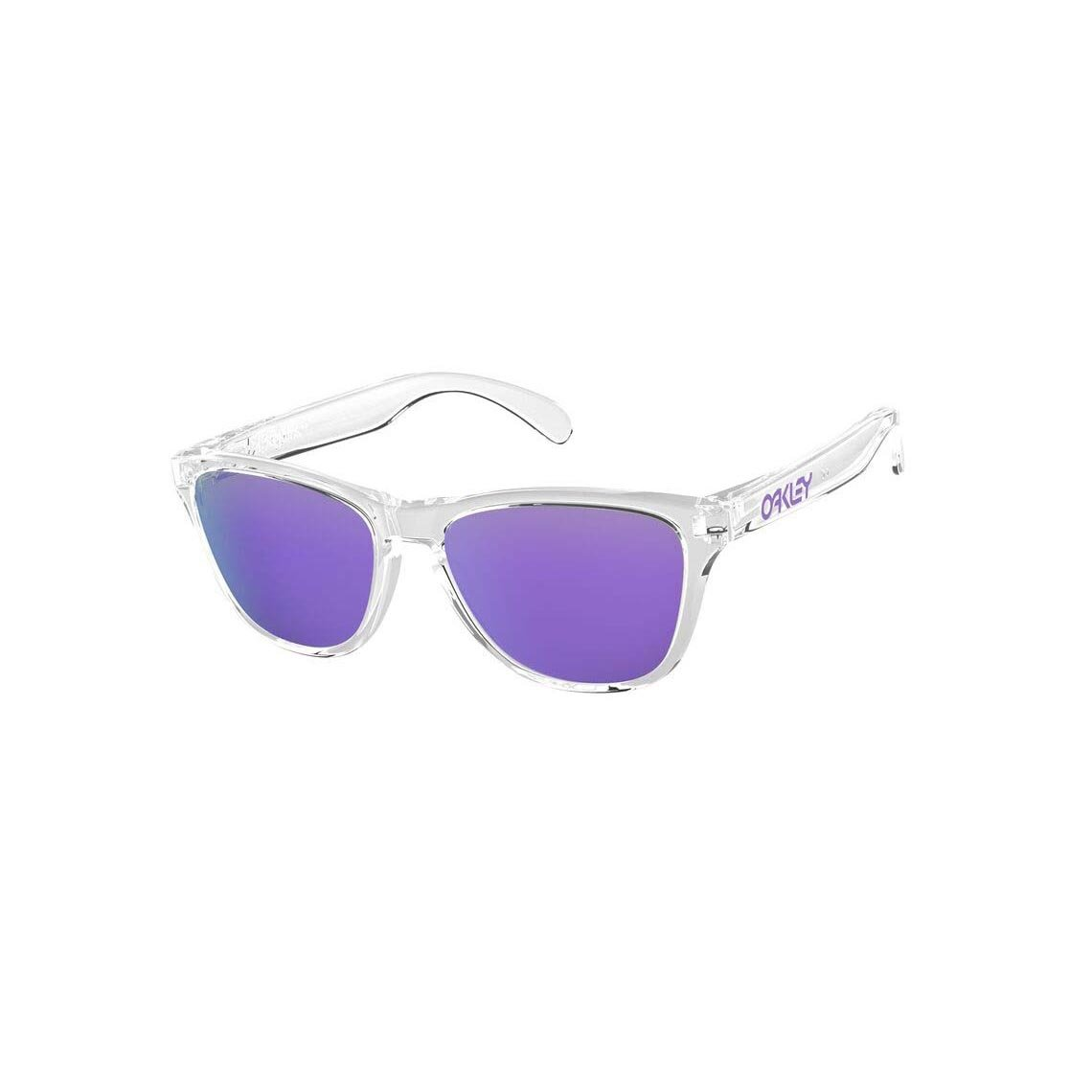 Oakley Frogskins XS Violet Iridium OJ9006-0353