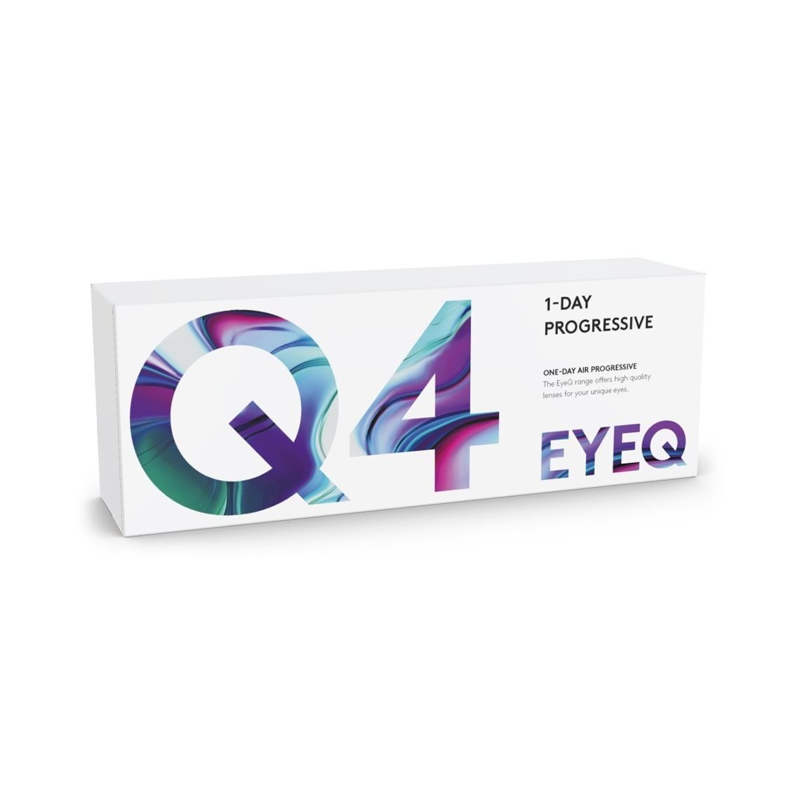 EyeQ One-Day Air Progressive Q4 30 st/box
