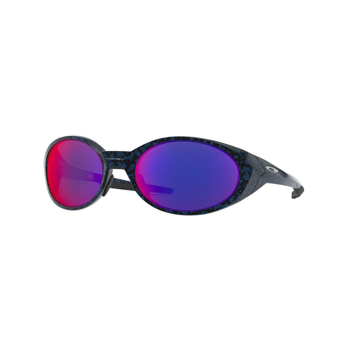 Oakley Eye Jacket Redux Positive Red Iridium OO9438-0258
