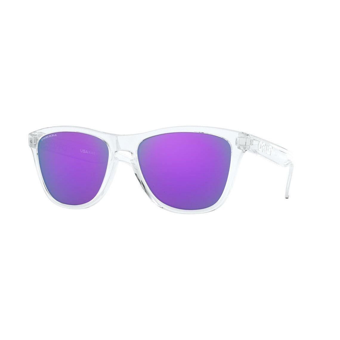 Oakley Frogskins Prizm Violet OO9013-H755