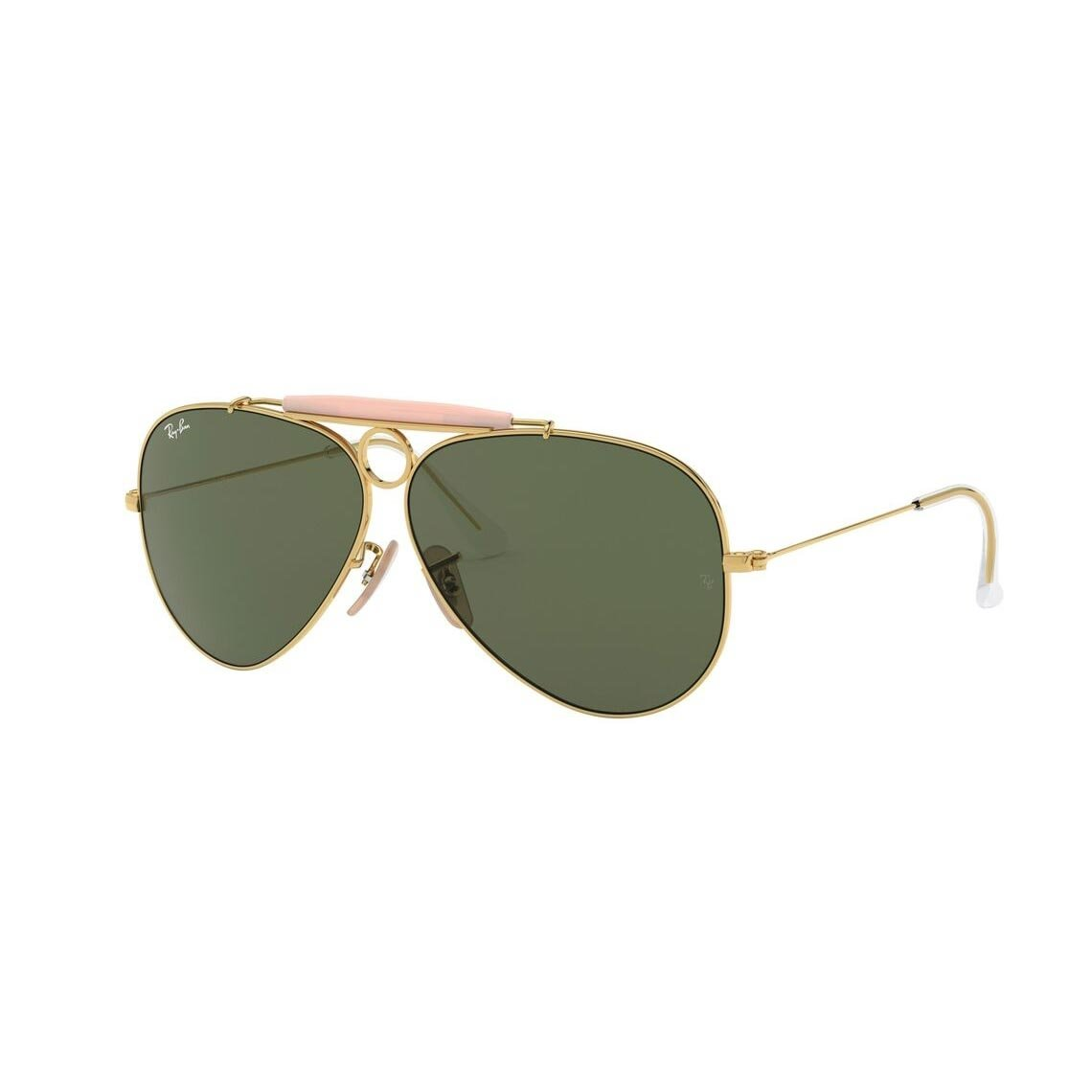 Ray-Ban Shooter RB3138 001 58