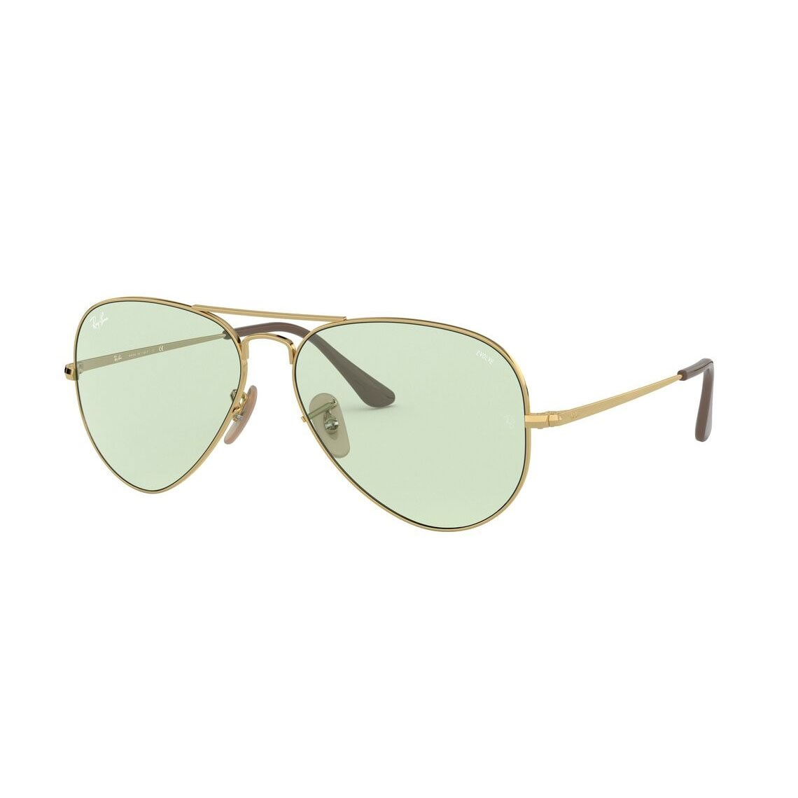 Ray-Ban Aviator Metal II RB3689 Solid Evolve 001/T1 5814