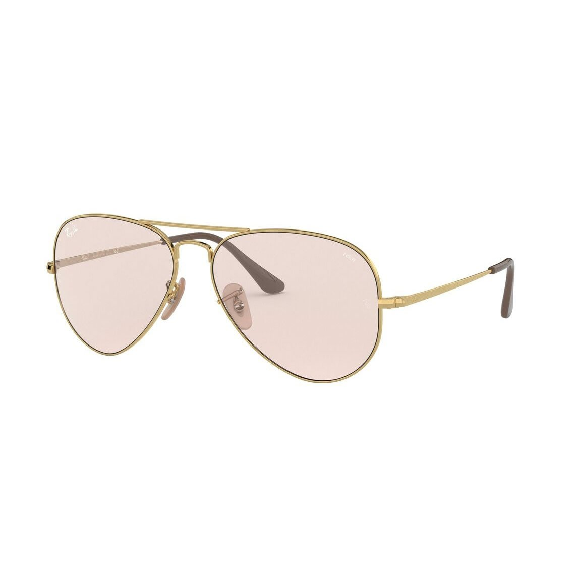 Ray-Ban Aviator Metal II RB3689 Solid Evolve 001/T5 5514