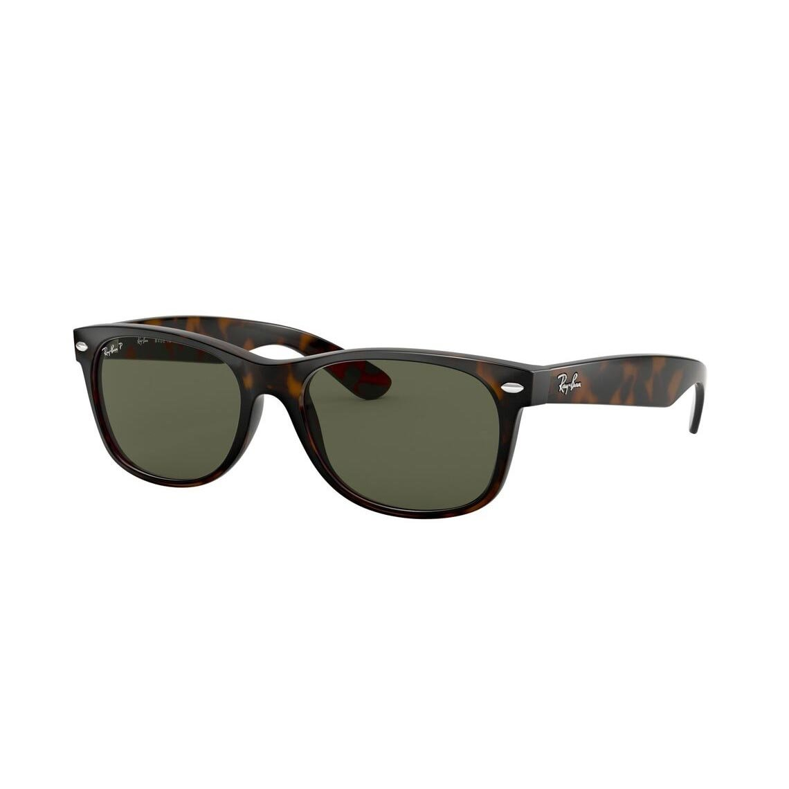Ray-Ban New Wayfarer RB2132 902/58 55