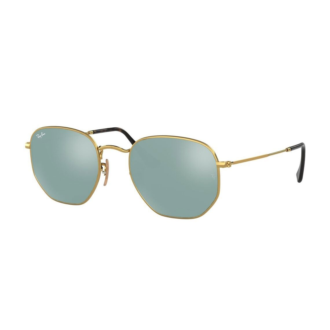 Ray-Ban Hexagonal flat lenses RB3548N 001/30 54