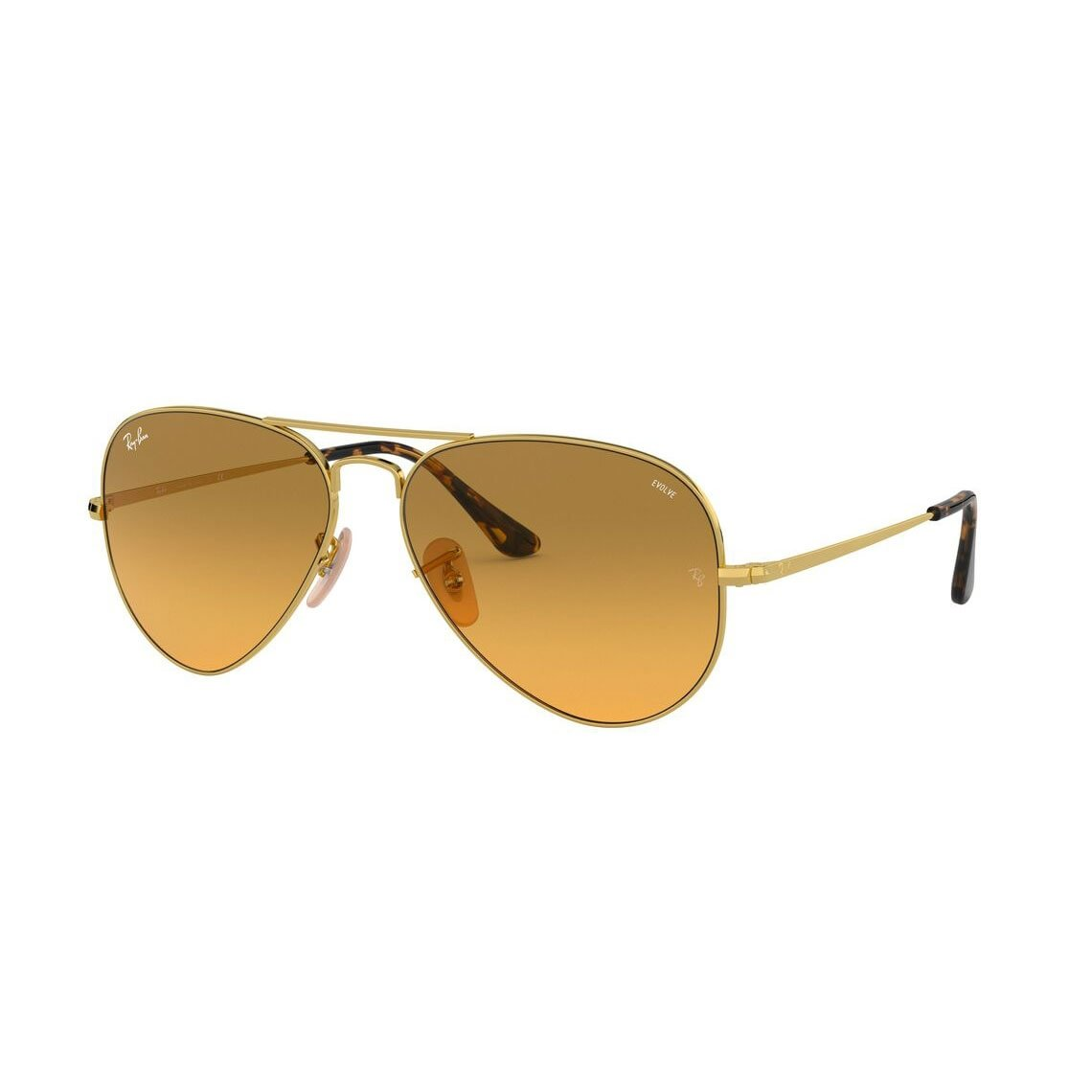 Ray-Ban Aviator Metal II RB3689 Washed Evolve 9150AC 5514