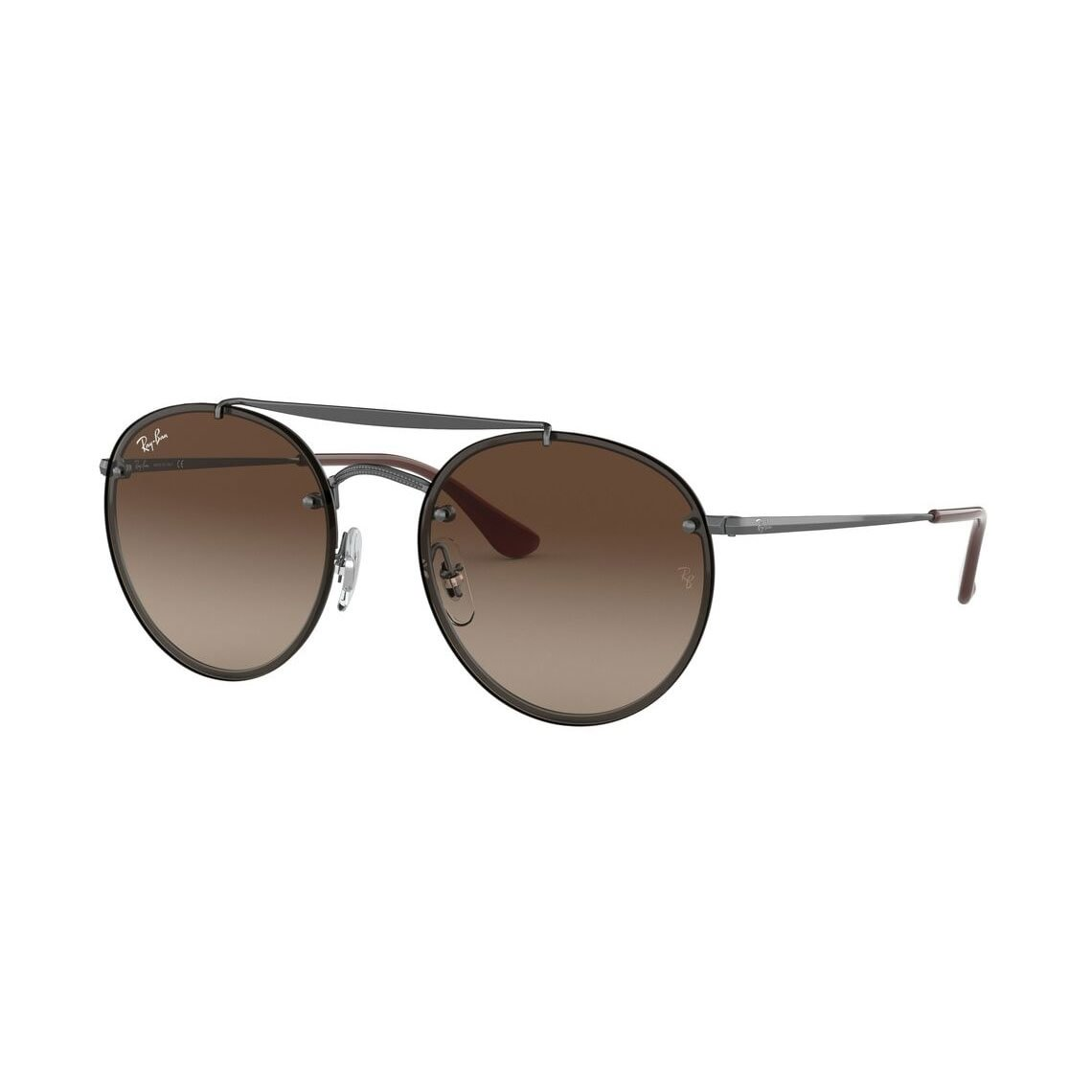 Ray-Ban Blaze Round Double Bridge RB3614N 914413 5418