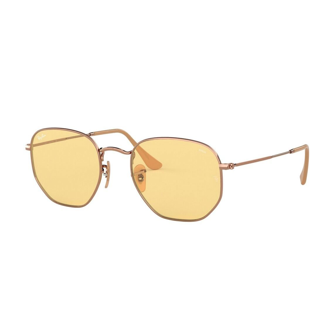 Ray-Ban Hexagonal Washed Evolve RB3548N 91310Z 5121