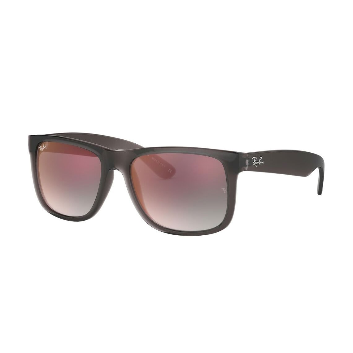 Ray-Ban Justin Flash gradient lenses RB4165 606/U0 51