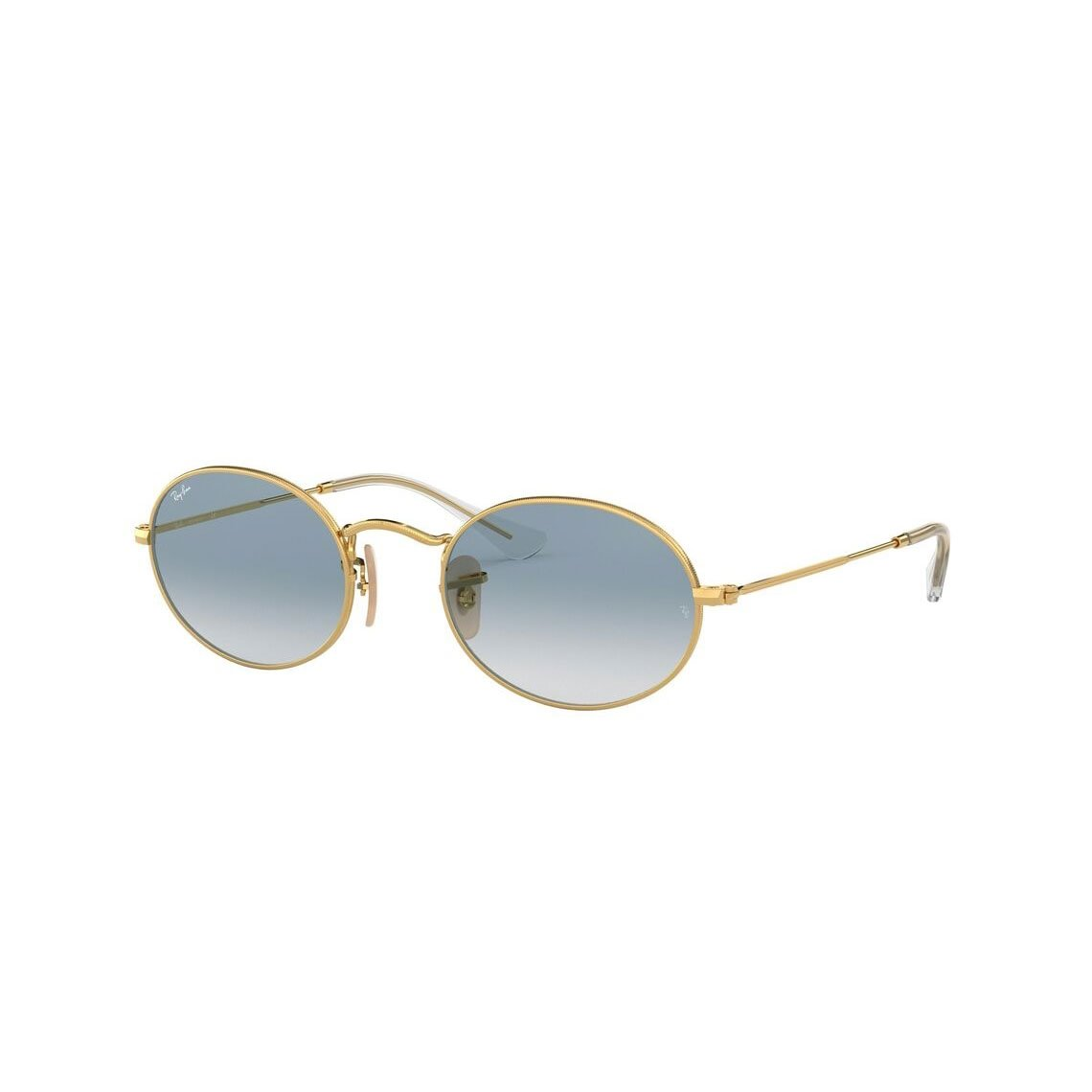 Ray-Ban Oval flat lenses RB3547N 001/3F 54