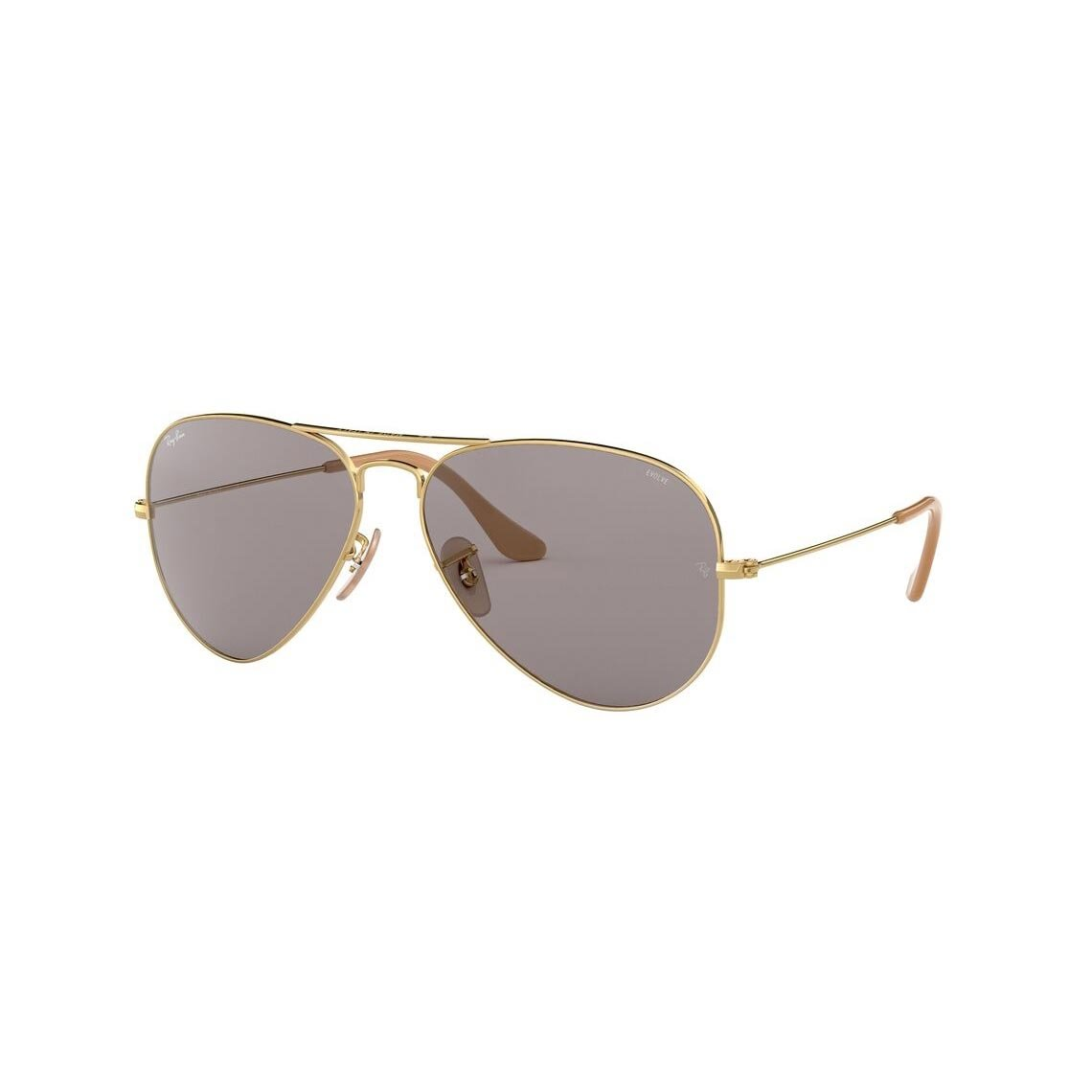 Ray-Ban Aviator Washed Evolve RB3025 9064V8 58