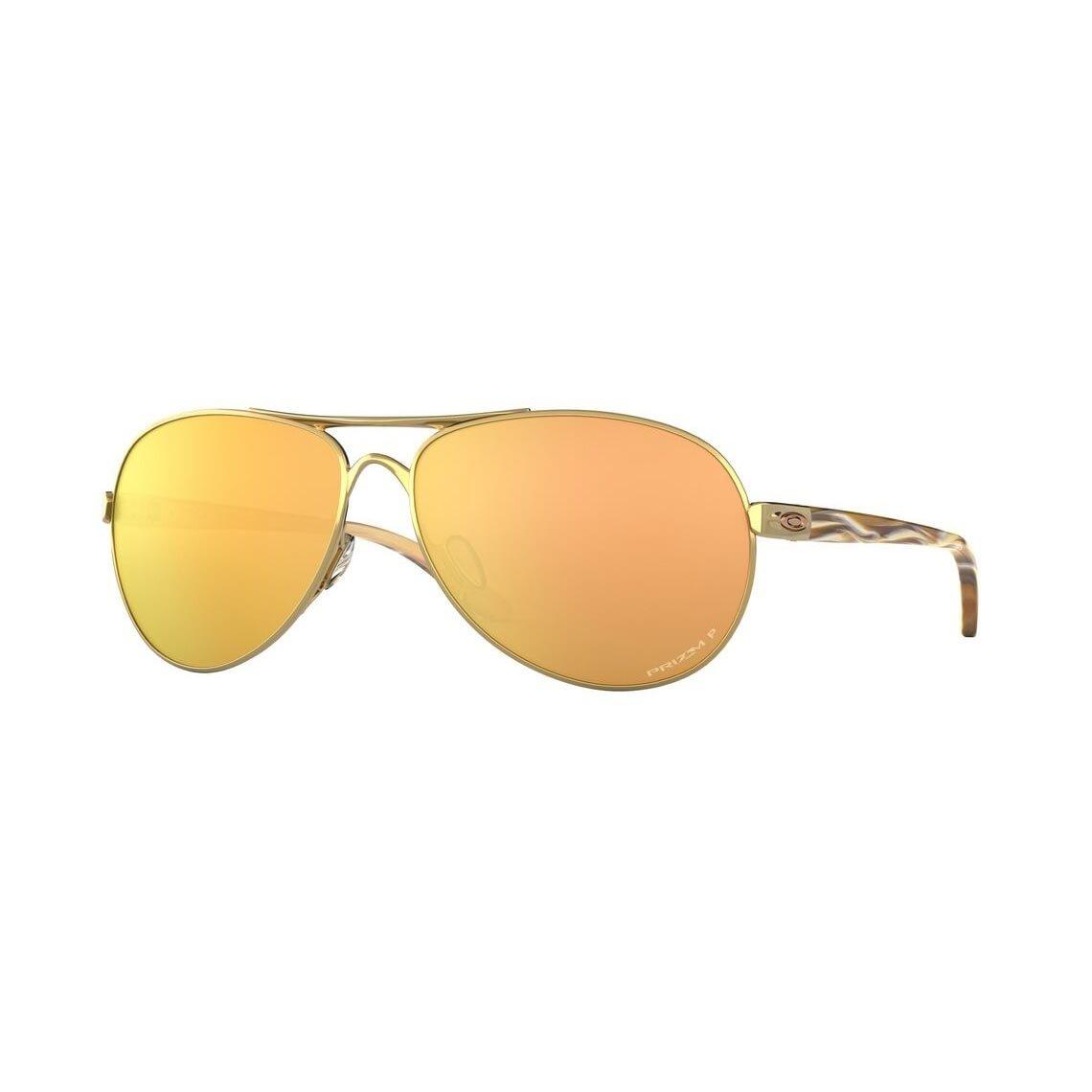 Oakley Feedback Prizm Rose Gold Polarized OO4079-3759