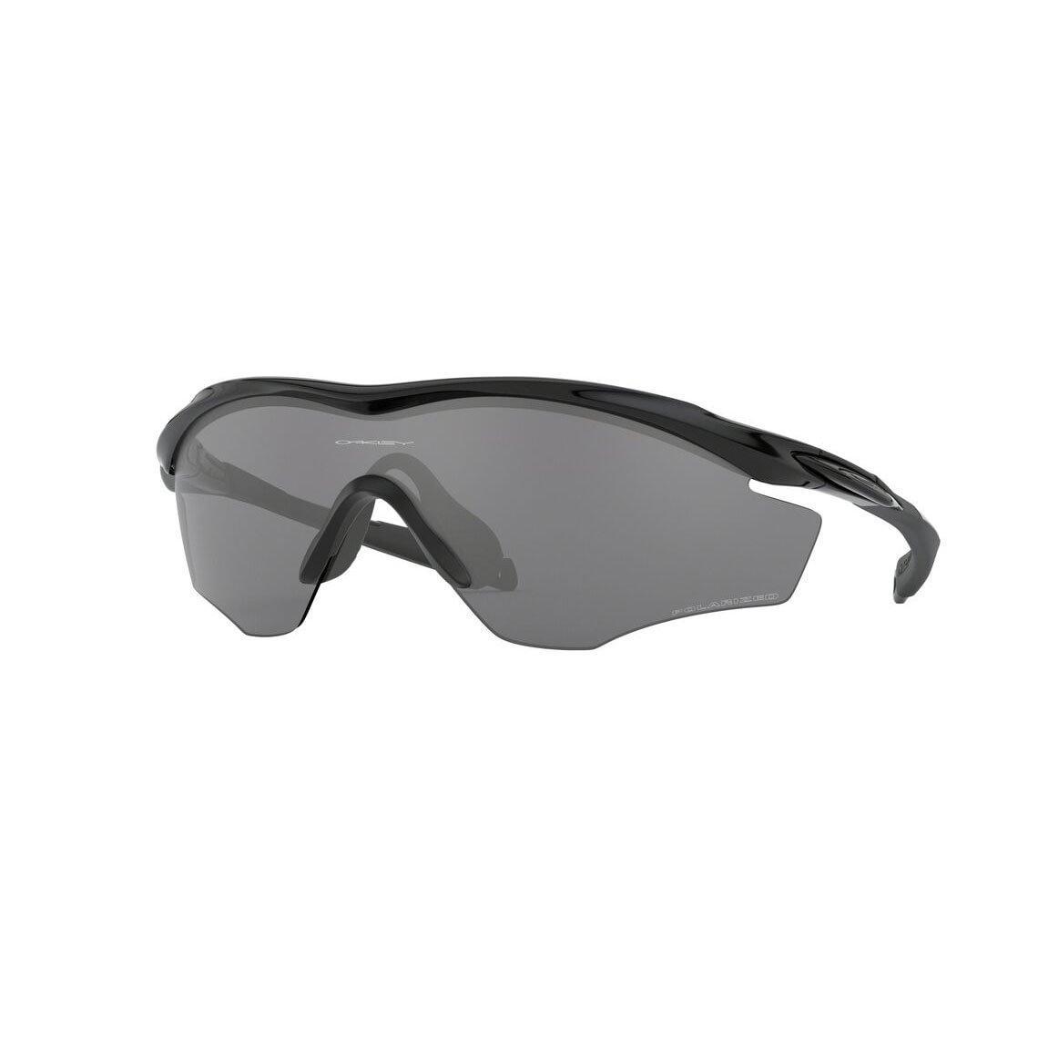 Oakley M2 Frame XL Black Iridium Polarized OO9343-0945