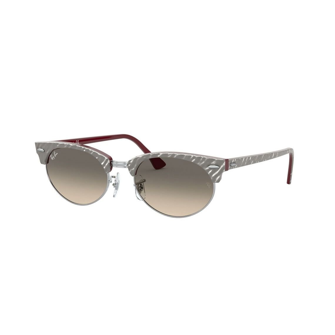 Ray-Ban Clubmaster Oval RB3946 130732 52