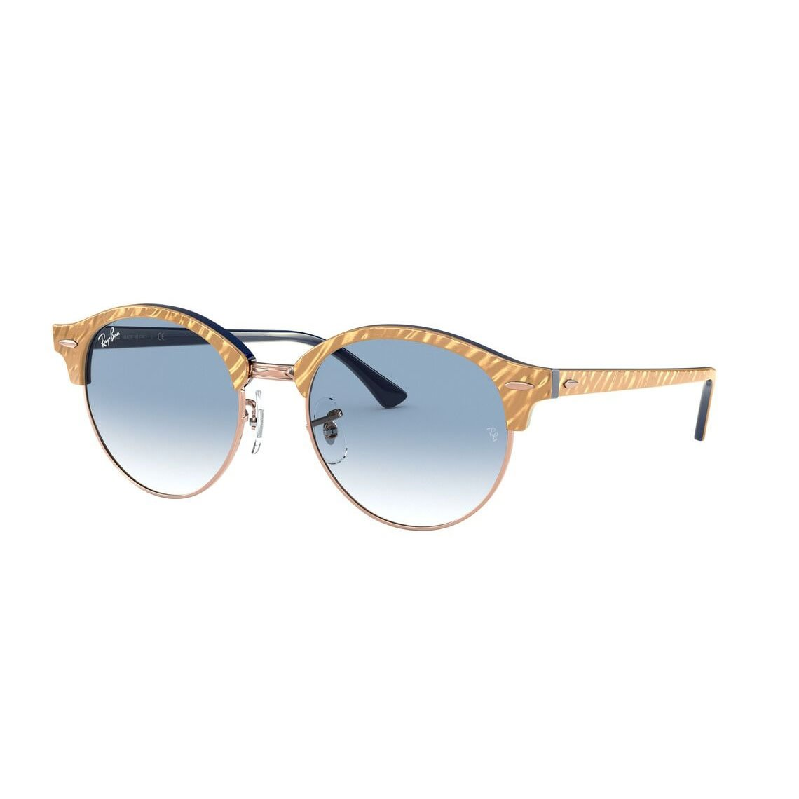 Ray-Ban Clubround Marble RB4246 13063F 51