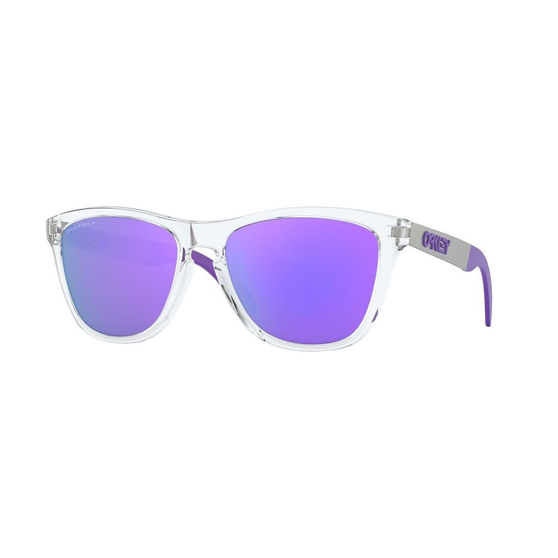 Oakley Frogskins Mix Prizm Violet Polarized OO9428-1755