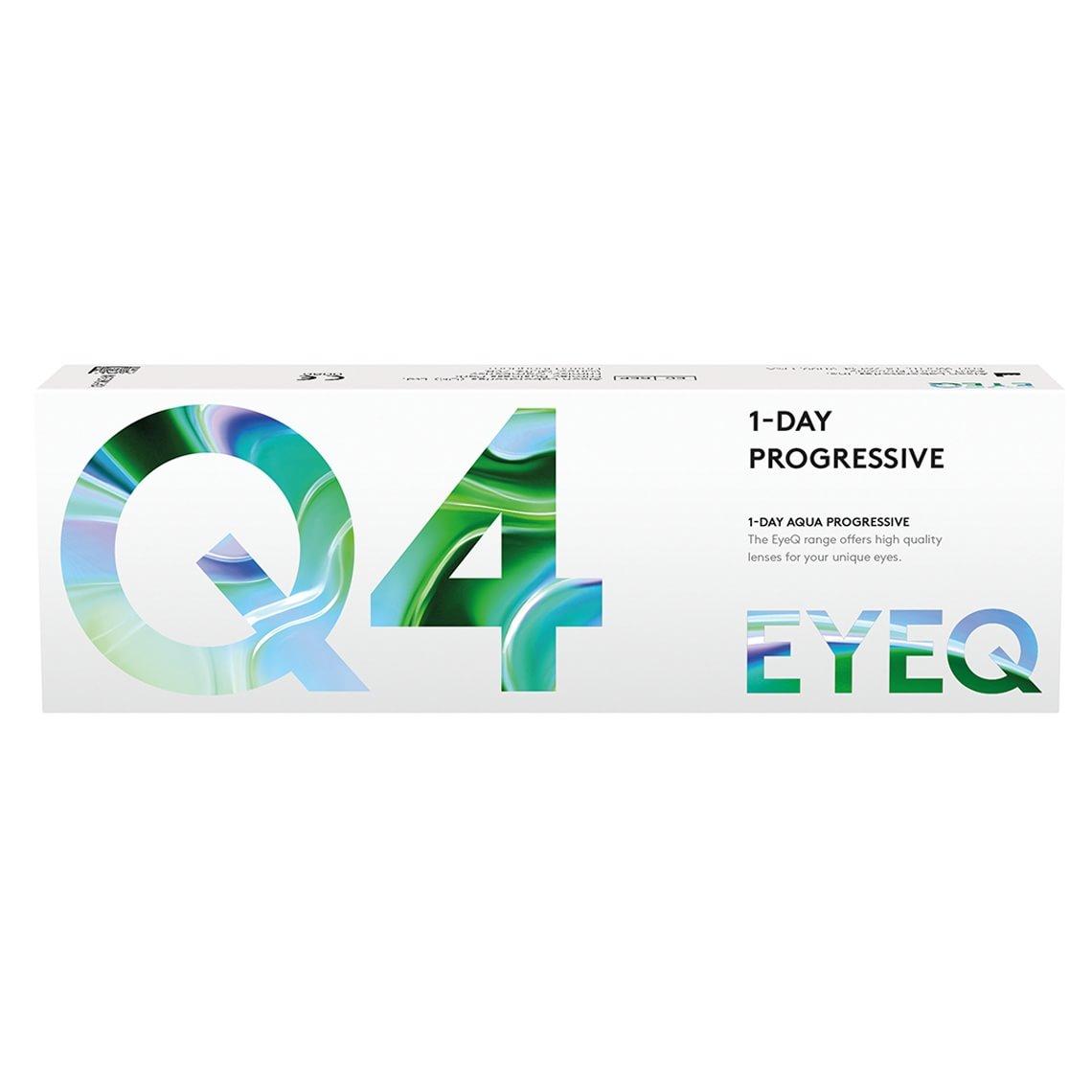 EyeQ One-Day Aqua Progressive 30 st/box
