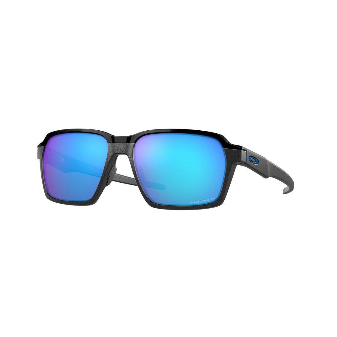 Oakley Parlay Prizm Sapphire Polarized OO4143-0558